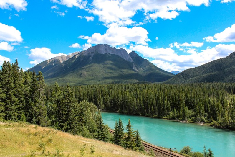 Banff, magical places