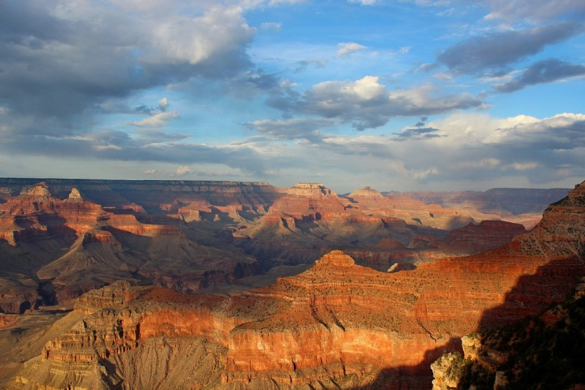 places to visit and film, the grand canyon