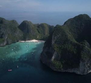 Travel to Thailand in summer