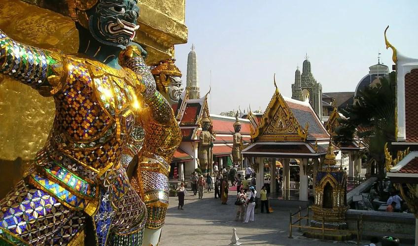 Travel to Thailand in summer, Bangkok