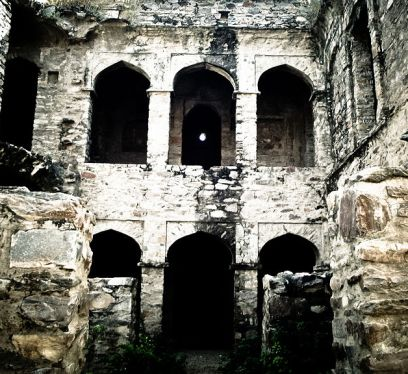 Weirdest places in India, Haunted Fort of Bhangarh