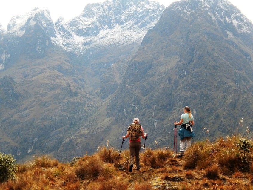 Pack for travel to Peru, Inca Trail