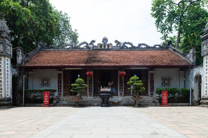 Thang Long Four Sacred Temples