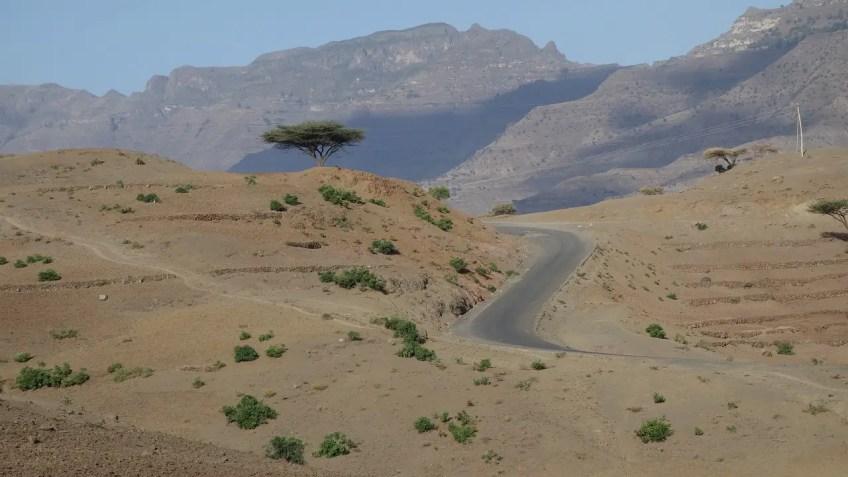 Desert Ethiopia
