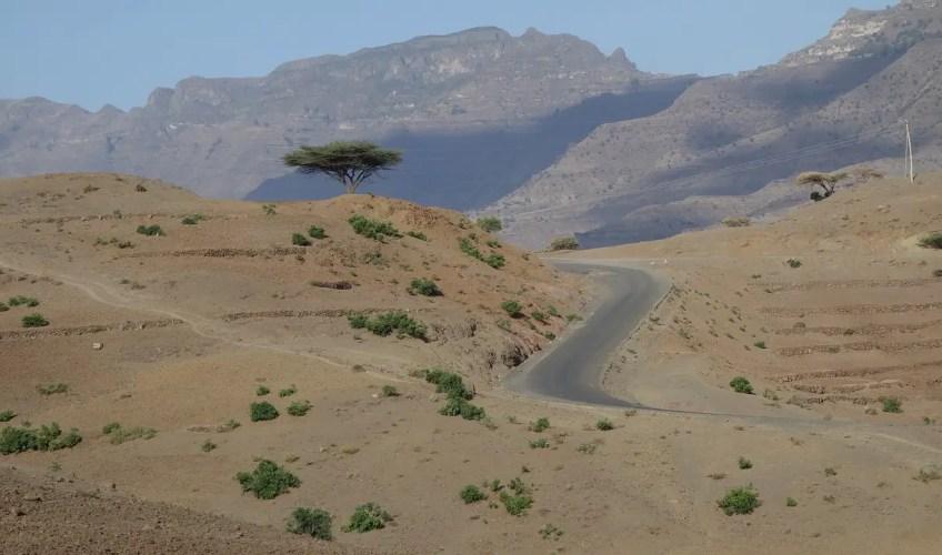 Traveling to Ethiopia