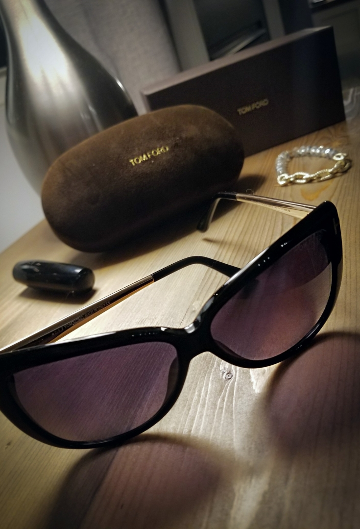 Vision Works Tom Ford sunglasses