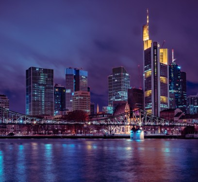 itinerary ideas for Frankfurt