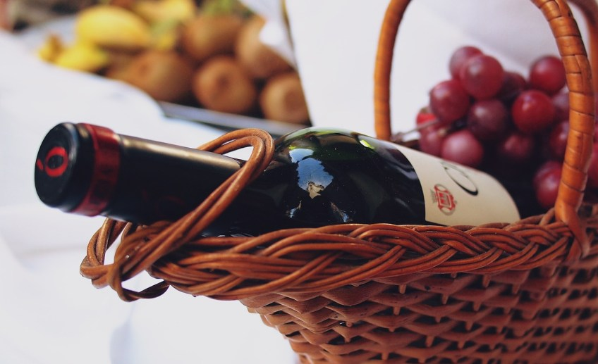 wine basket,tips for visiting sydney