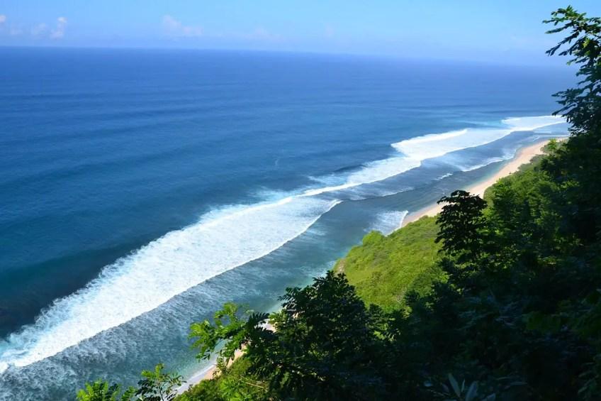 Bali ocean view, wedding in Bali
