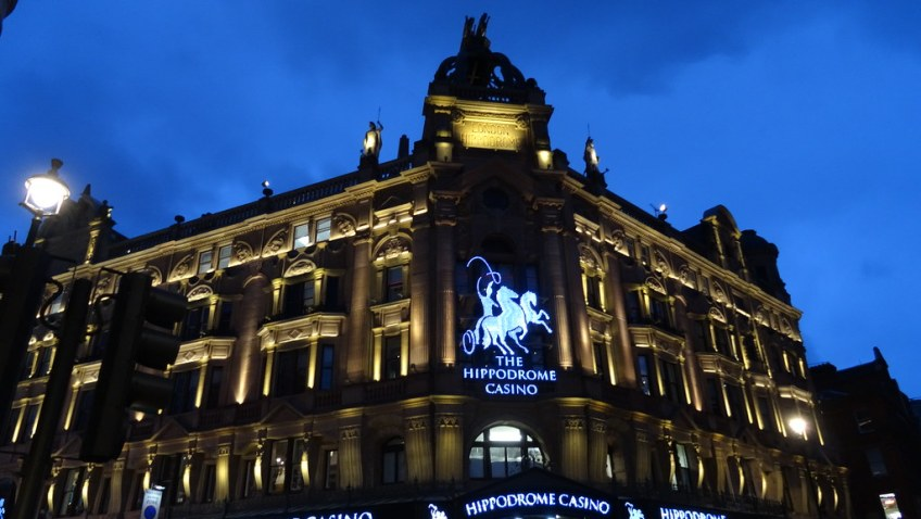 London, The Hippodrome Casino