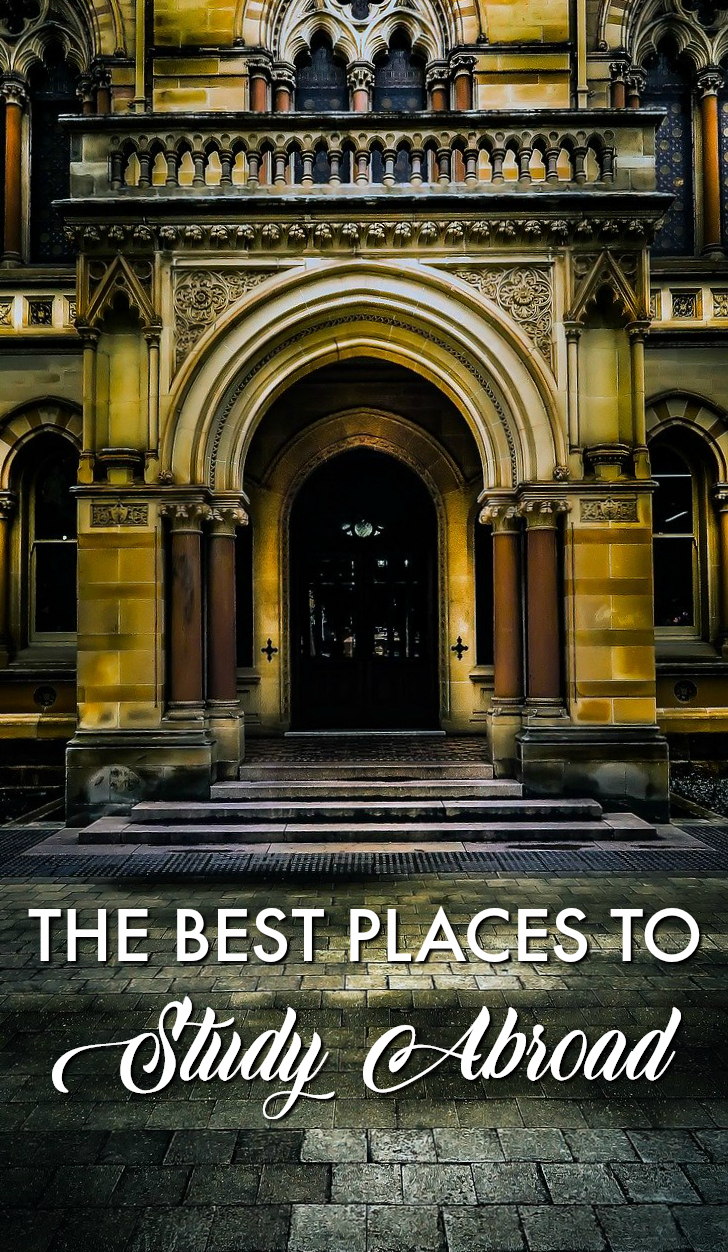 Best Places to Study Abroad 1