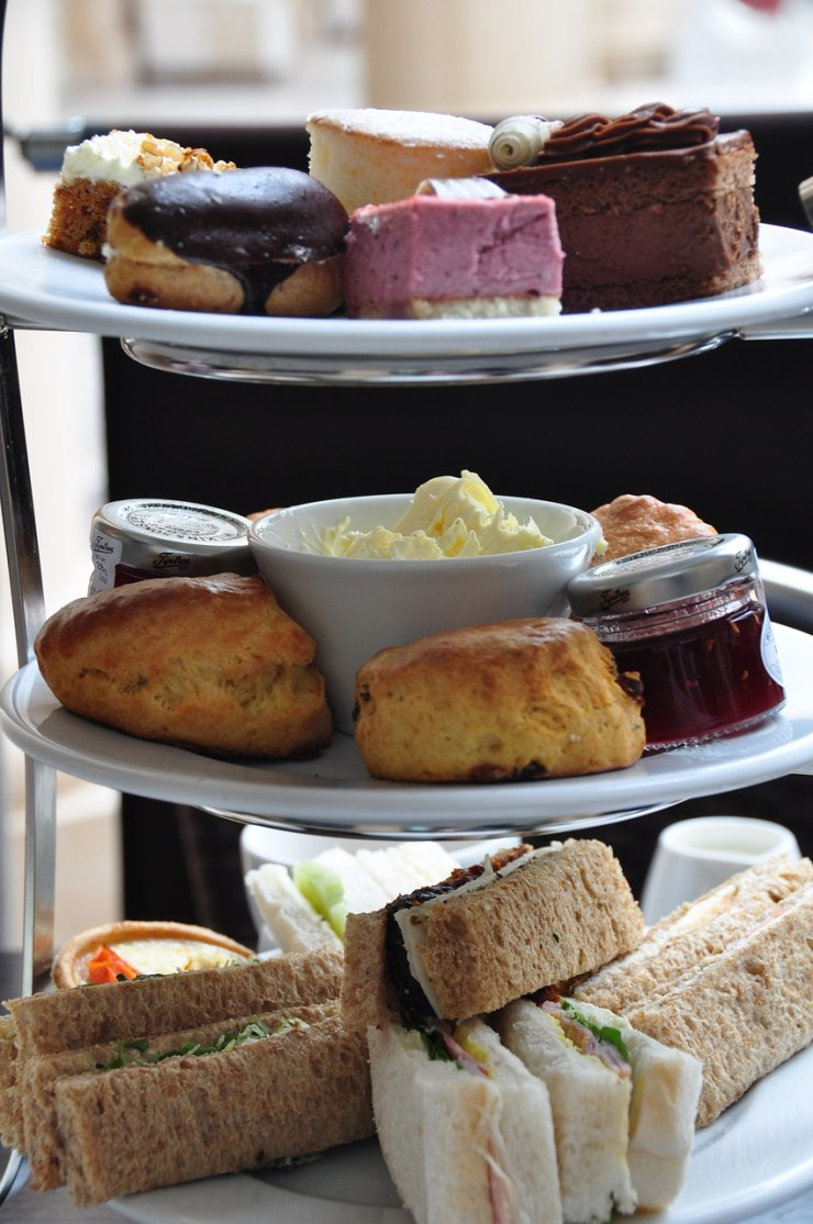 Best places in the UK for afternoon tea