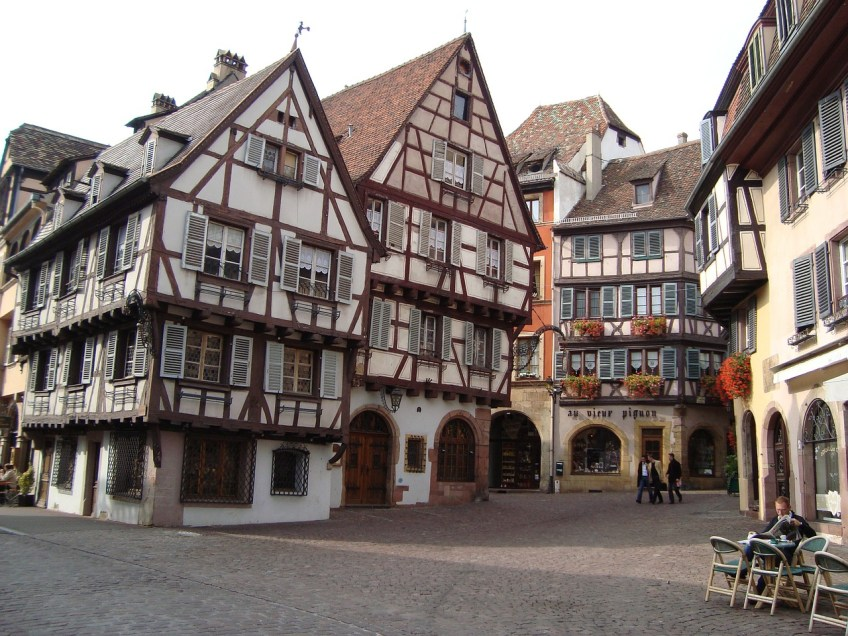 fairytale travel ideas, Eguisheim, France
