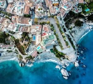 Nerja, Malaga, warm destinations
