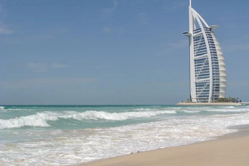 Visit Dubai Jumeirah beach