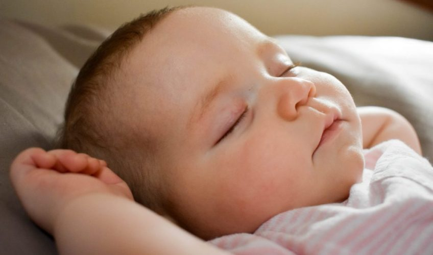 traveling with an infant, sleep
