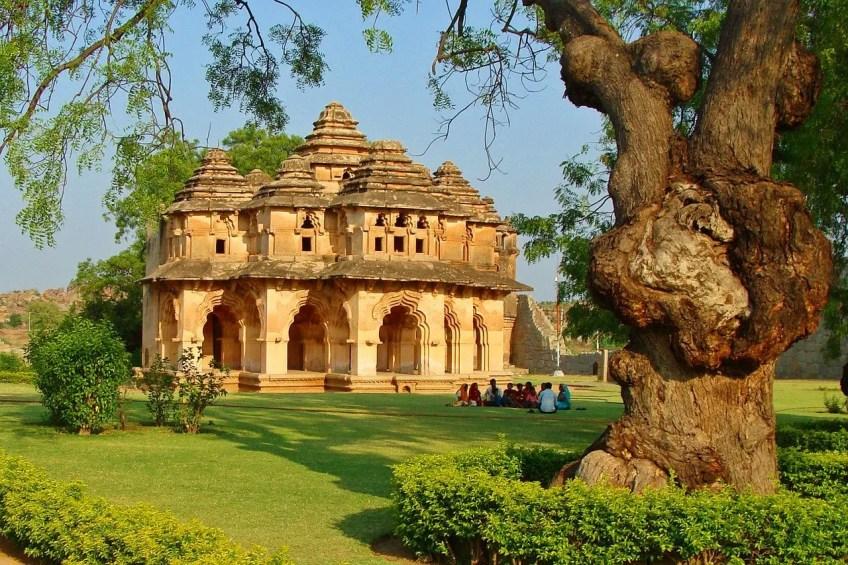 Best Indian Destinations, Lotus Mahal