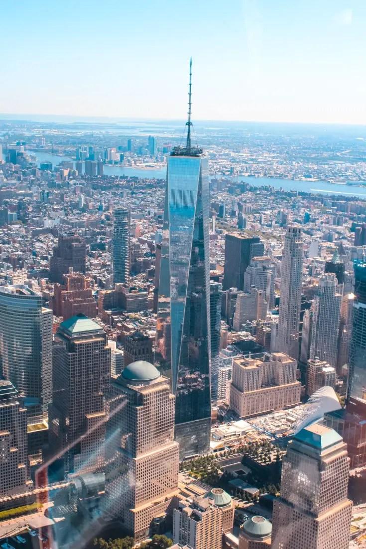 NYC city break ideas, new york city