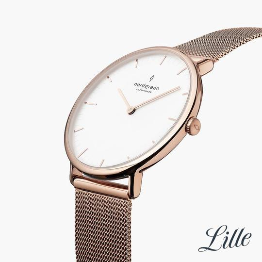 gifts for a woman turning 40, women's rose gold watches