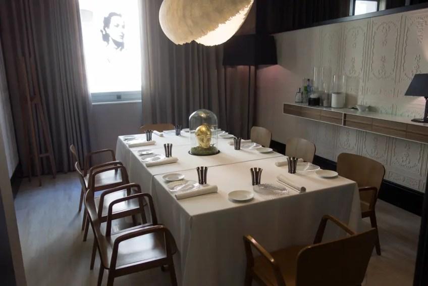 El Poblet restaurant in Valencia, Spain