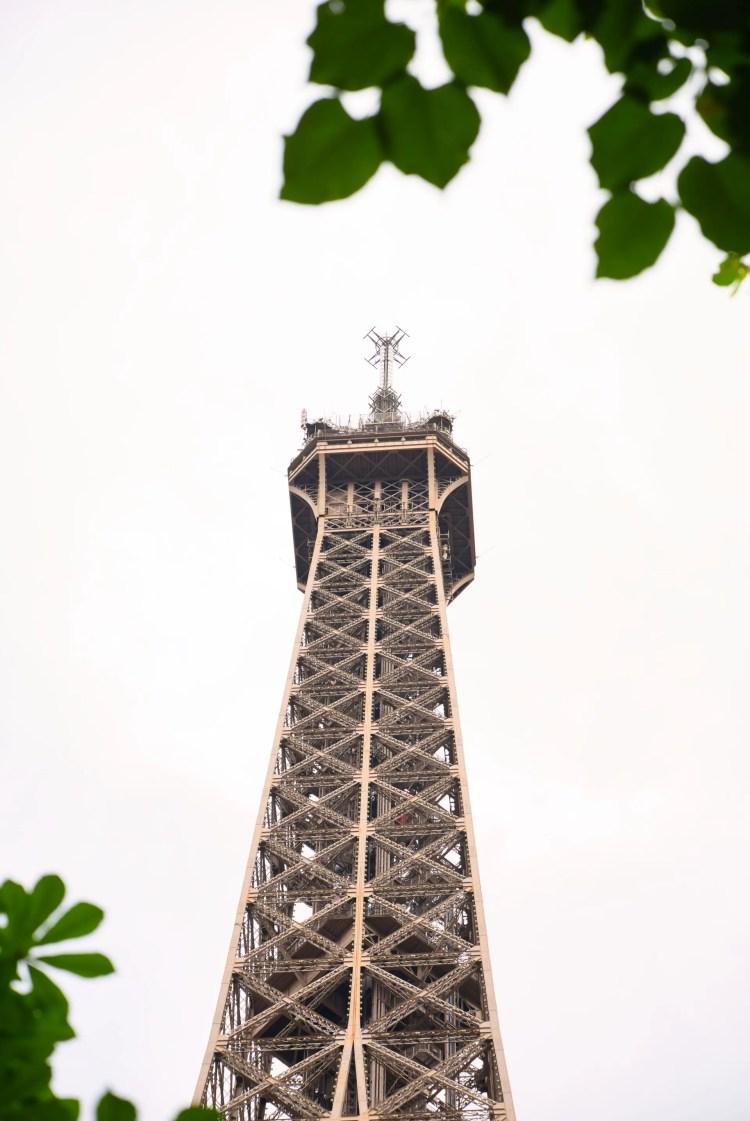 eiffel tower antenna