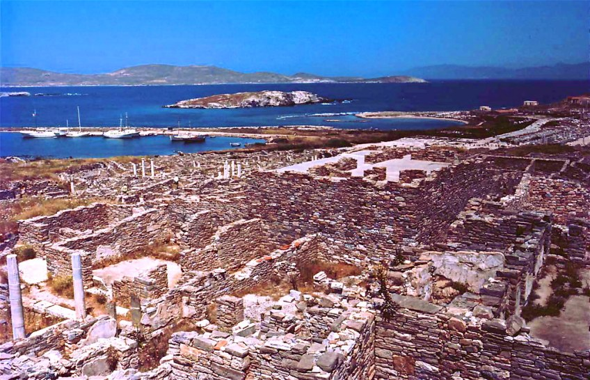 ancient cities in Greece