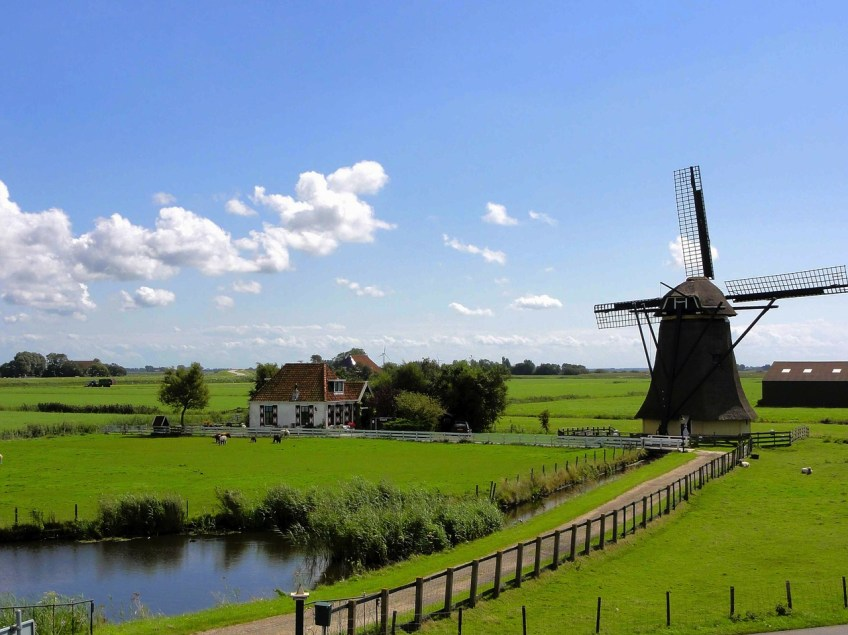 best countries in europe to visit, netherlands