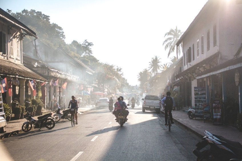 staying safe in Laos