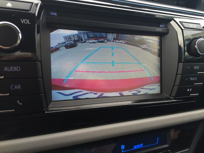 Reverse camera, car safety