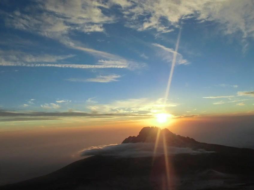 Adventure in Kilimanjaro