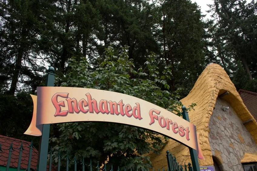 fairytale adventures, enchanted forest, salem, oregon