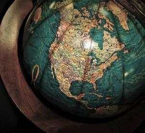 fairytale adventures, travel, globe, map, usa, north america