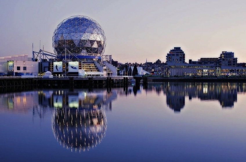 Science World, things to do in Vancouver