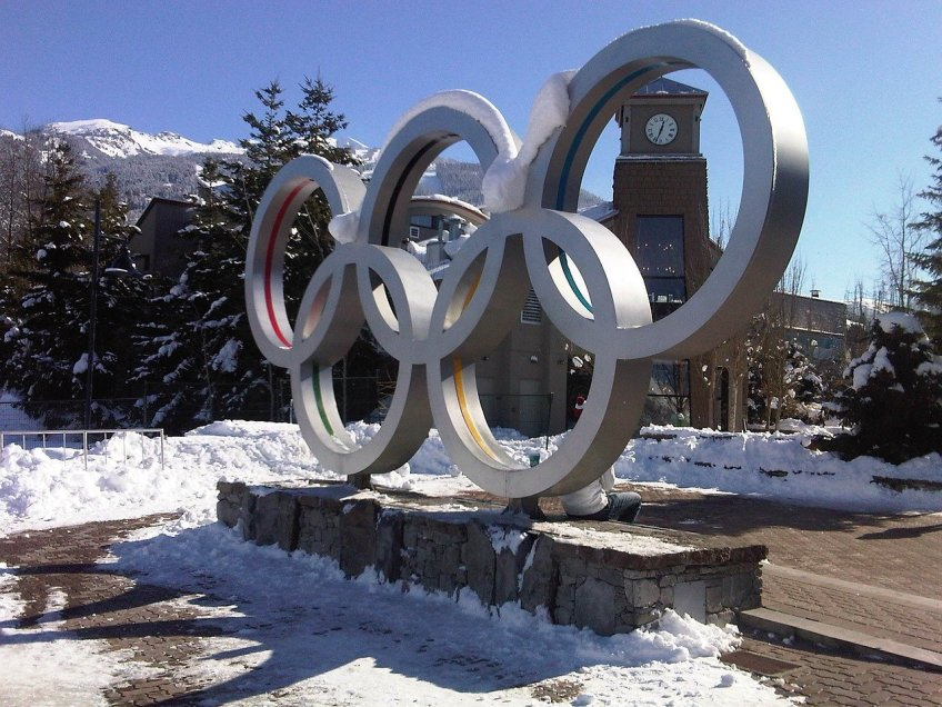 Destinations for thrill seekers, 2010 winter olympics, canada