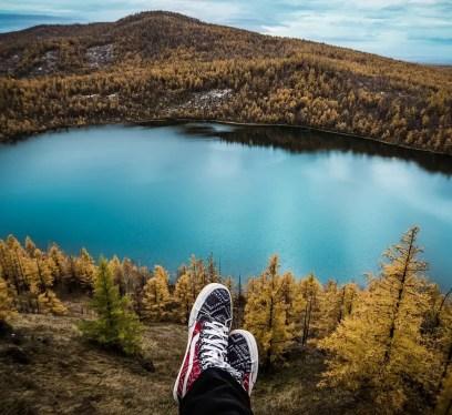 Buy a vacation home, mountain, outdoor, feet