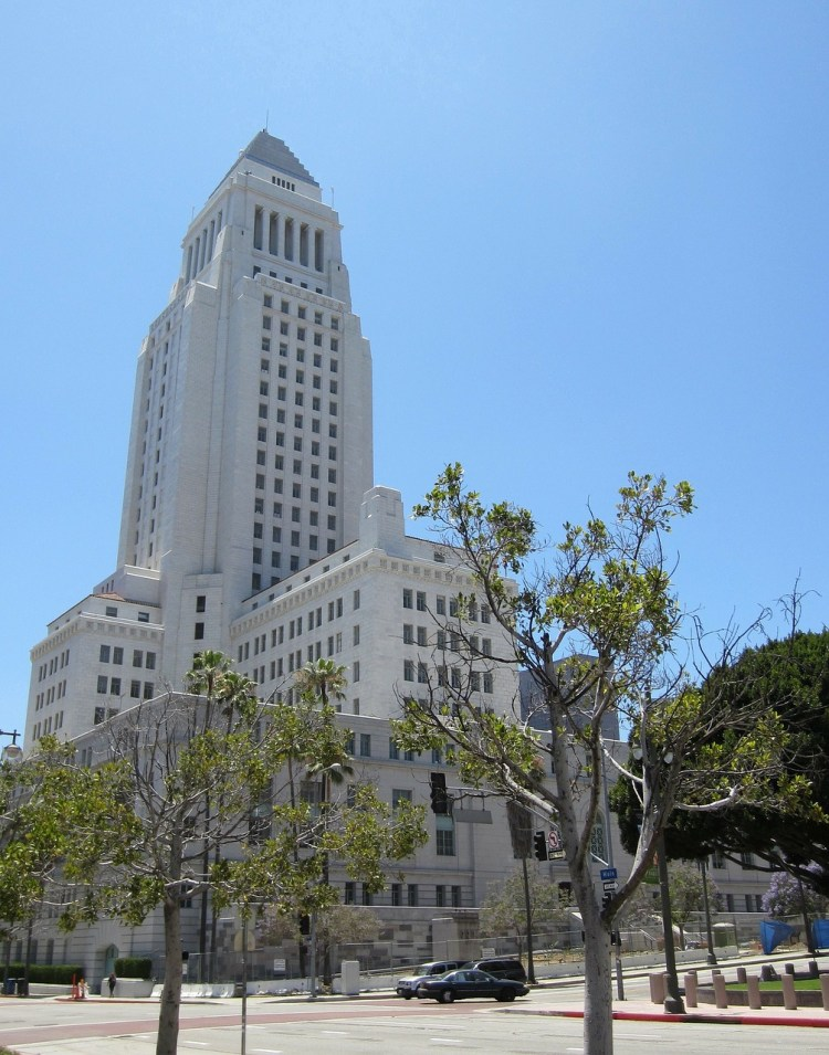 amazing real life locations, los angeles