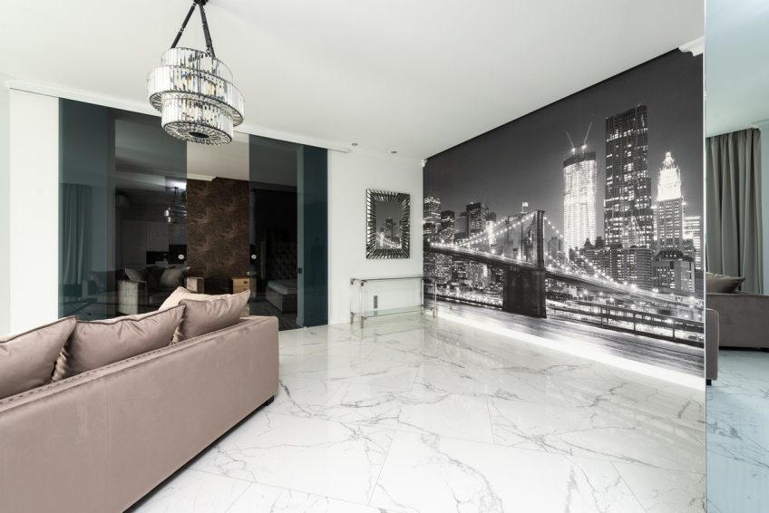 decoration ideas for travel, travel home decor ideas, wall mural