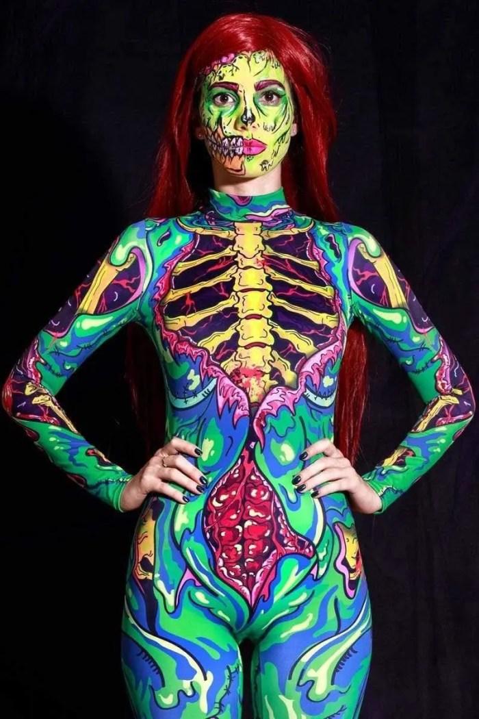 Zombie Women Costume