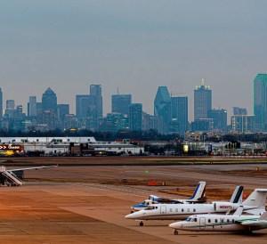 Dallas Love Field Airport, Dallas, TX, USA