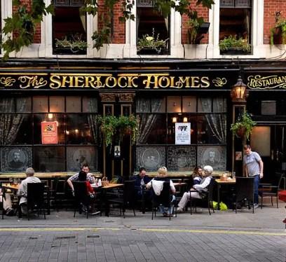 London is, london pub