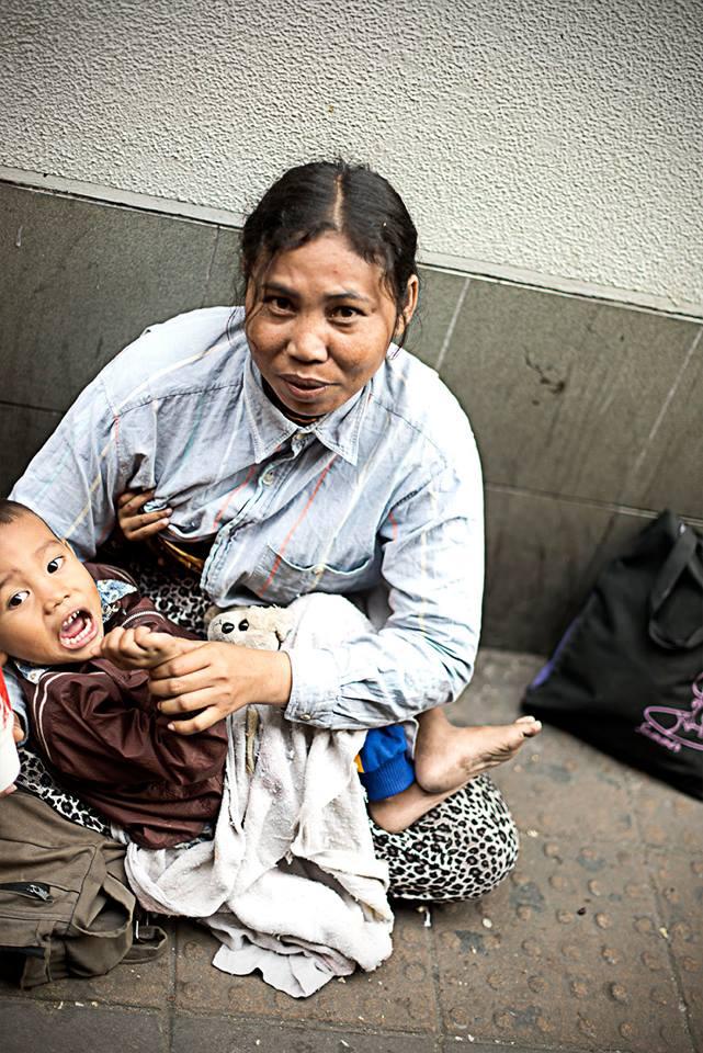 Maid from Cambodja