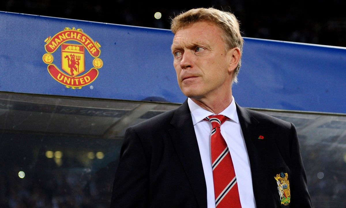 A Look At Manchester United S System Under David Moyes The