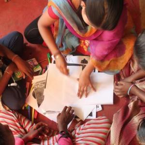 Ep. #5 Stunted thinking: Annie McCarthy talks slum children, NGOs, and stunting in Delhi