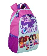 LEGO Friends 'Change the World' Backpack
