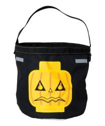 LEGO Jack-o'-Lantern Halloween Bucket