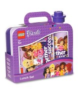 Lavender LEGO Friends Lunch Set