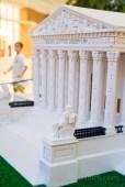 The U.S. Supreme Court Building - LEGO Americana Roadshow