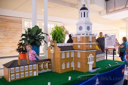 Independence Hall - LEGO Americana Roadshow