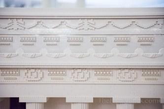 Lincoln Memorial - LEGO Americana Roadshow