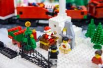 Our LEGO Winter Village MOC-0443